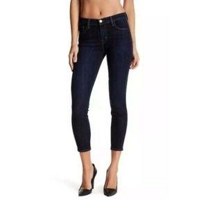 J.Brand Womens Capri Mid-Rise Skinny Jeans Size 23